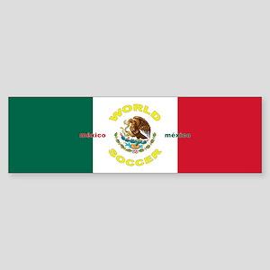 Mexico World Cup 2006 Soccer Bumper Sticker
