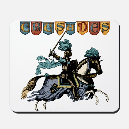 Crusades Mousepad
