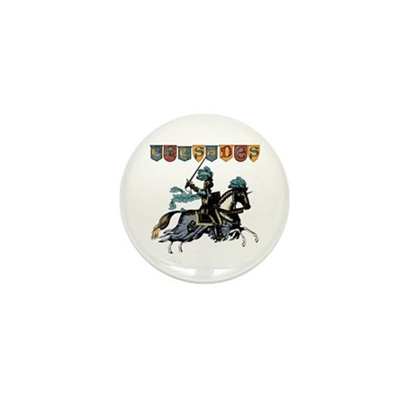 Crusades Mini Button