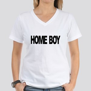 Homeboy Women's V-Neck T-Shirt