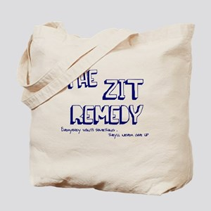Zit Remedy Tote Bag