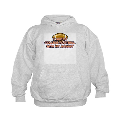 Champaign, Illinois Mommy Kids Hoodie