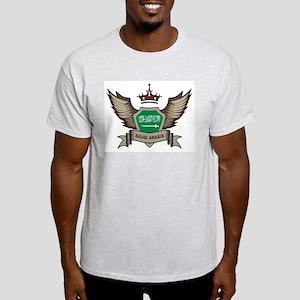 Saudi Arabia Emblem Light T-Shirt