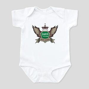 Saudi Arabia Emblem Infant Bodysuit