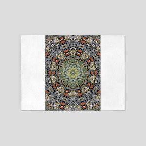 Beautiful mandala 10 5'x7'Area Rug