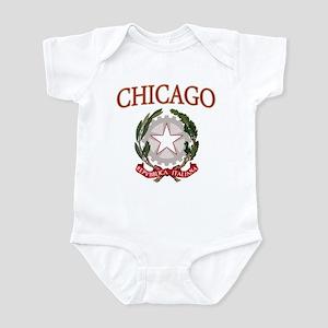 Chicago Italian Logo Infant Bodysuit