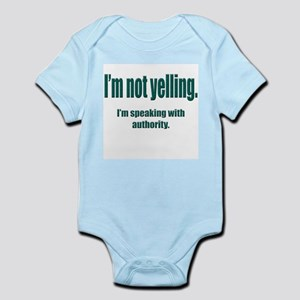 Authority Infant Bodysuit