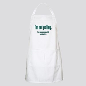 Authority BBQ Apron