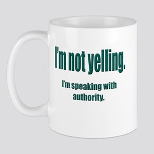 Authority Mug