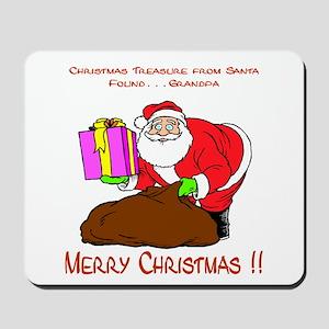 Genealogy Christmas<br>Mousepad