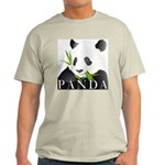 Panda Bear Light T-Shirt