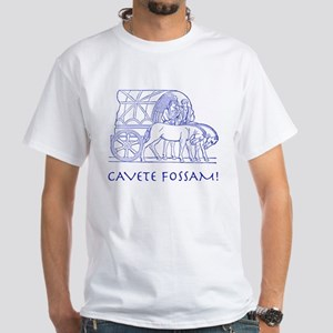 Fossa White T-Shirt