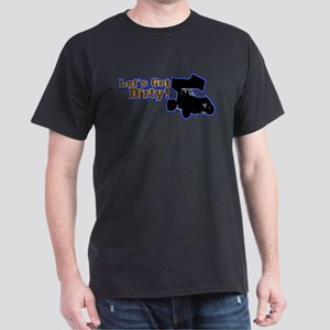 Let's Get Dirty! - Blue Dark T-Shirt
