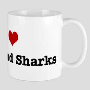 I love Greenland Sharks Mug