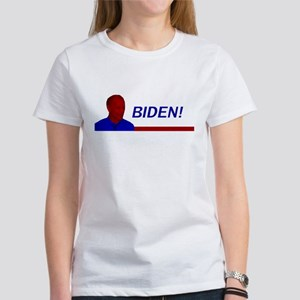 Biden! Red White and Blue Women's T-Shirt