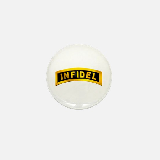 Infidel Tab Mini Button