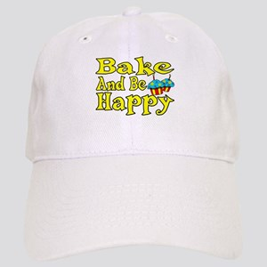 Bake And Be Happy Cap