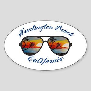 California - Huntington Beach Sticker
