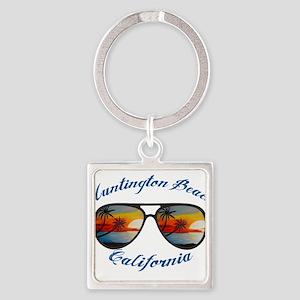 California - Huntington Beach Keychains