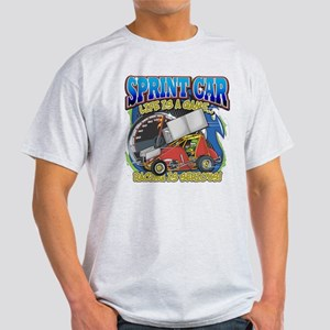 Sprint Car Life Light T-Shirt