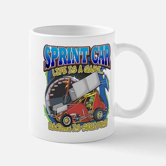 Sprint Car Life Mug