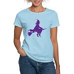 Halloween Witch Women's Light T-Shirt