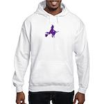 Halloween Witch Hooded Sweatshirt
