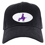 Halloween Witch Black Cap