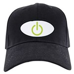 Power Symbol Black Cap