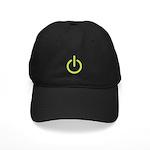 Power Symbol Black Cap
