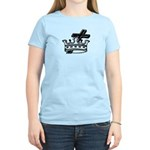 Cross and Crown Women's Light T-Shirt