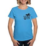 Cross and Crown Women's Dark T-Shirt