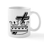 Cross and Crown Mug