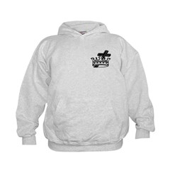 Cross and Crown Hoodie