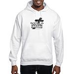 Cross and Crown Hooded Sweatshirt