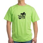 Cross and Crown Green T-Shirt
