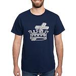 Cross and Crown Dark T-Shirt