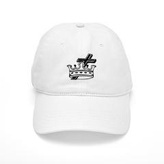 Cross and Crown Baseball Cap