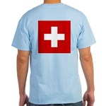 Swiss Cross-1 Light T-Shirt