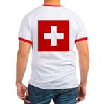 Swiss Cross-1 Ringer T