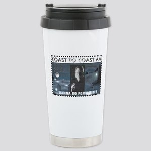 Wanna Go For A Ride Stainless Steel Travel Mug