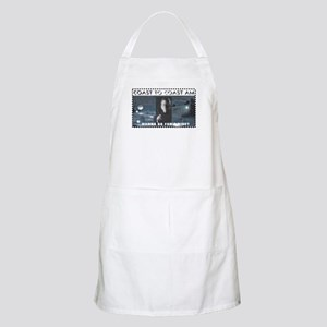 Wanna Go For A Ride BBQ Apron