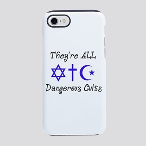 Dangerous Cults iPhone 8/7 Tough Case