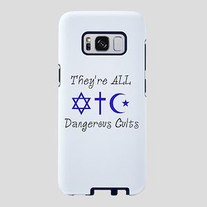 Dangerous Cults Samsung Galaxy S8 Case