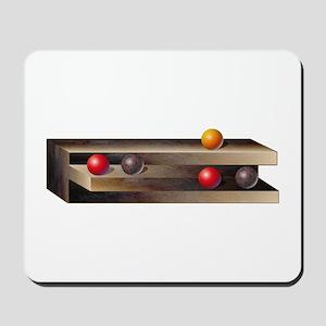 Optical Shelves Mousepad