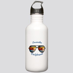 California - Encinitas Stainless Water Bottle 1.0L