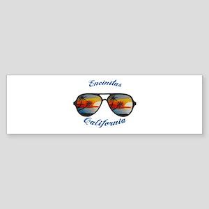 California - Encinitas Bumper Sticker