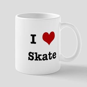 I love Skate Mug
