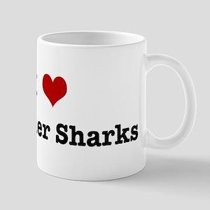 I love Thresher Sharks Mug