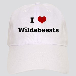 I love Wildebeests Cap